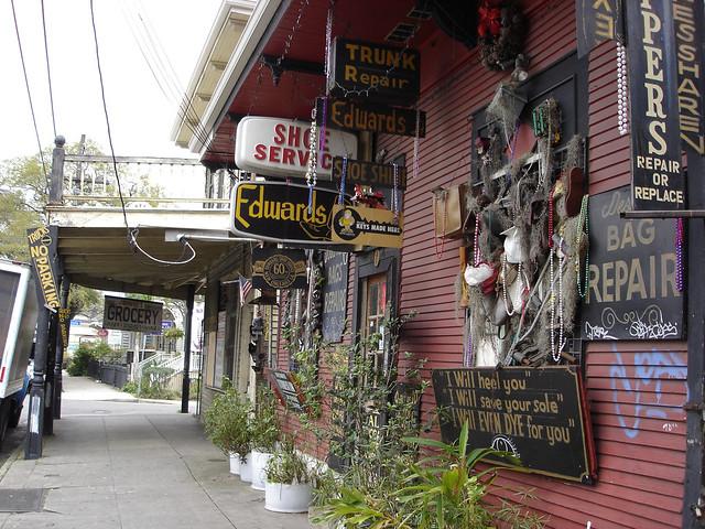 Patina Shoe Parlor - Shoe Repair - New Orleans, LA - Yelp