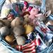 messy basket by littlecottonrabbits