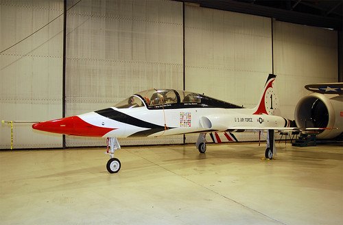 USA - Air Force Northrup T-38 Talon
