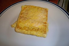 cheese omelette