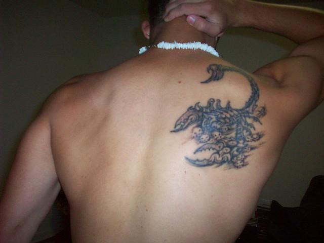 tattoo day 5