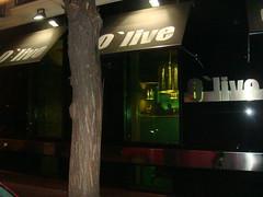 Restaurante Olive - Madrid