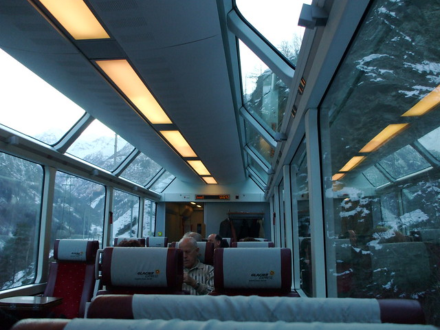 glacier express first class interior flickr photo sharing. Black Bedroom Furniture Sets. Home Design Ideas