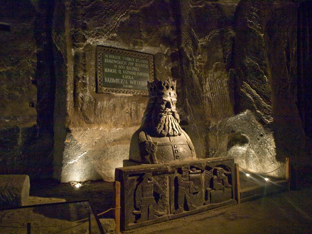 Wieliczka Salt Mine, Cracow (2)