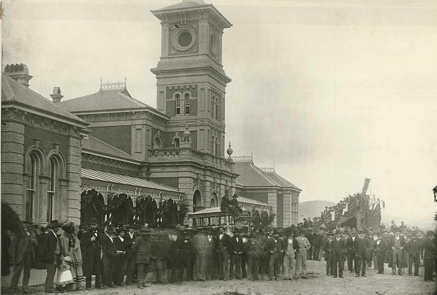Railway Station - Albury