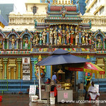 Sri Mariamaman Hindu Temple - Singapore