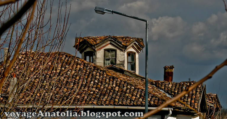 Tarakli Roofs