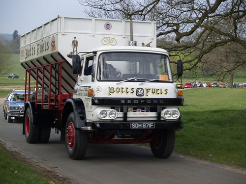 Bedford HGV Classic Truck - 1967