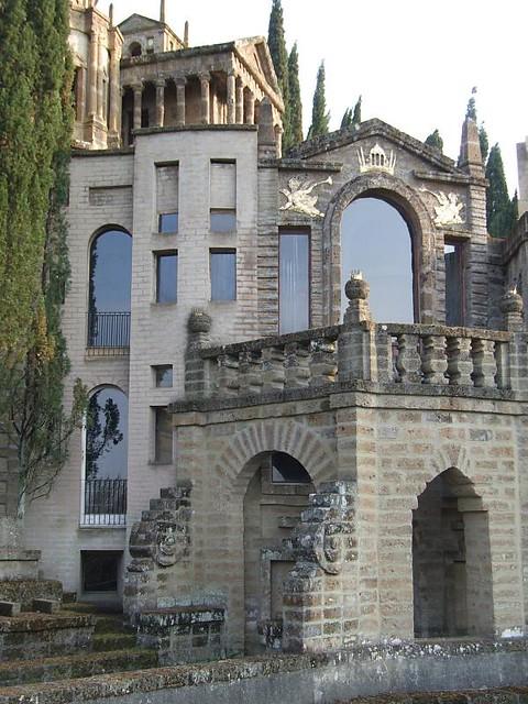 EL SATÁNICO CONVENTO CATÓLICO/MASÓNICO DE LA SCARZUOLA EN ITALIA 3438605977_a54903f1a4_z