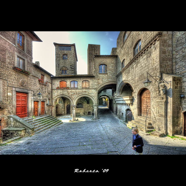 Viterbo, Italia