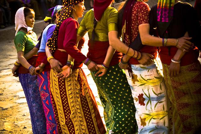 Garhwali Line Dance