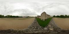 Castle of Vincennes moat