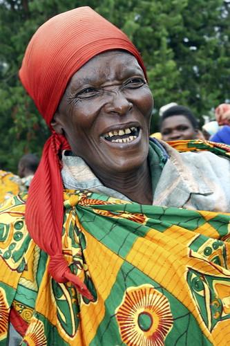 woman burundi mukike