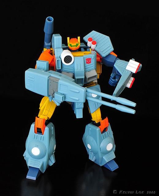 Full-Armor Roadbuster!