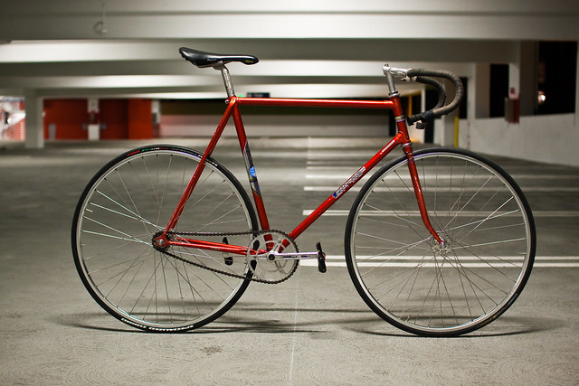 Gitane bicycle