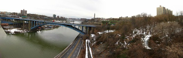 View from Washington Bridge
