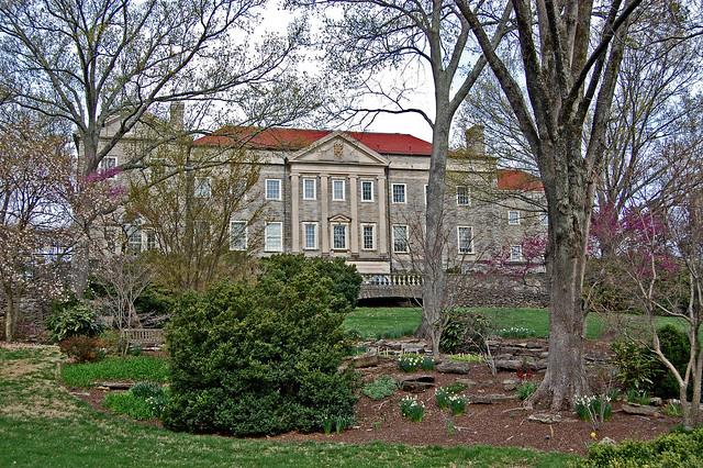Art Museum At Cheekwood Botanical Gardens Taken At The Che Flickr Photo Sharing