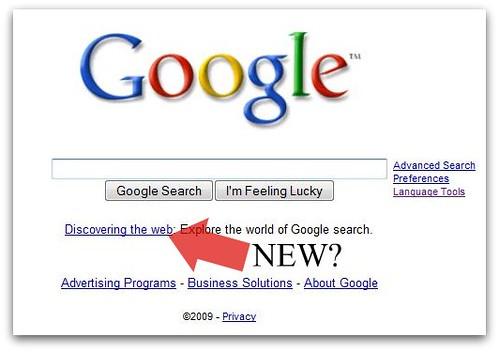 Google's New Showcase