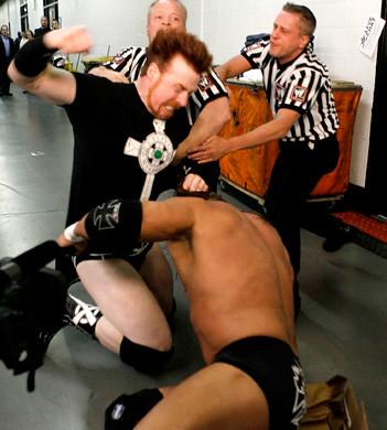 Triple H vs Sheamus - Unexpected turn 4557886556_49d4d62abe