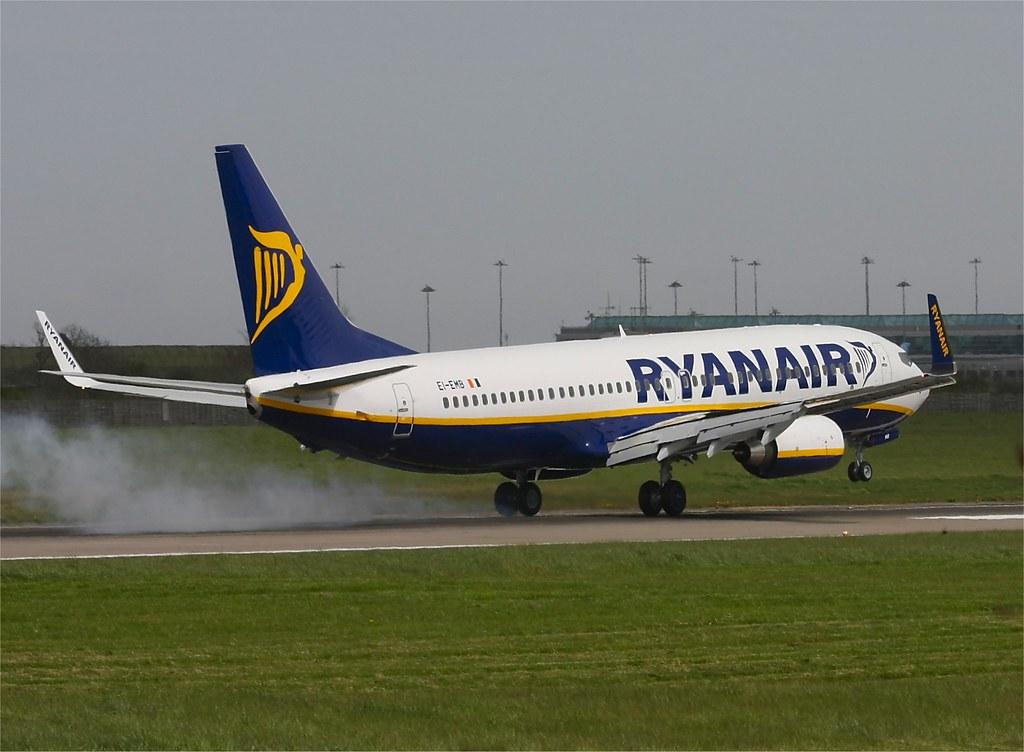 EI-EMB - B738 - Ryanair