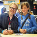 Adam Savage and Zoe by hep