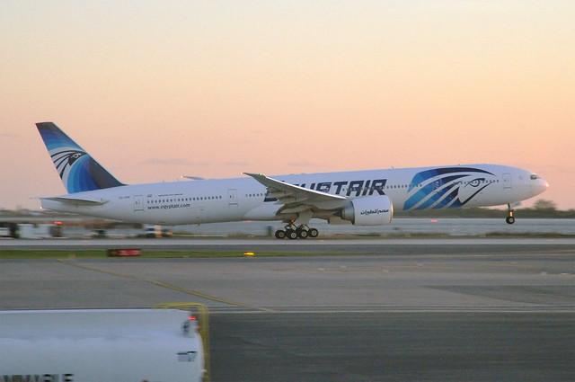 Egyptair 77W SU-GDP | Flickr - Photo Sharing! - photo#16