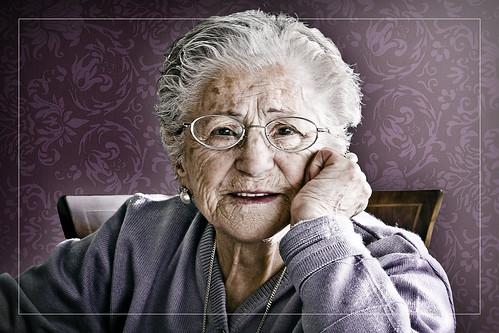 La abuela María / Grand mother María
