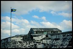 Fort and Flag, Nassau