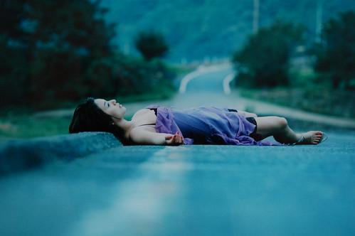 Landscapes with a corpse (2003), Izima Kaoru