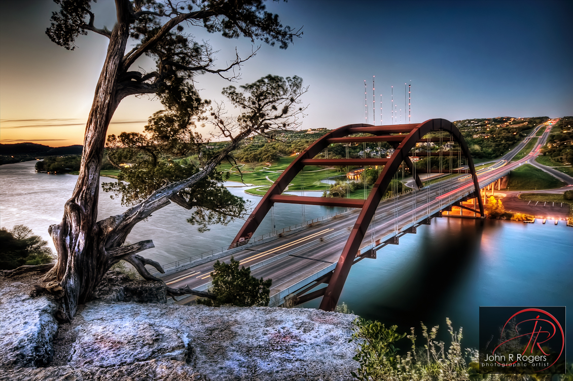 '360' Pennybacker Bridge