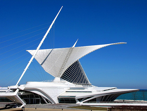 Milwaukee Art Museum @ O Palsson