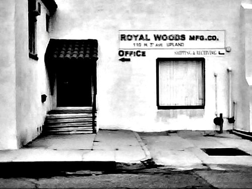 Royal Woods Mfg. Co.
