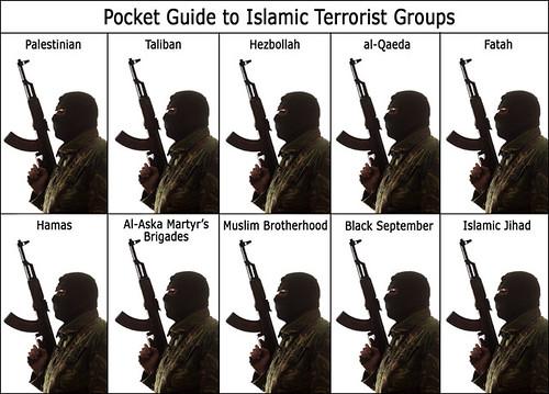 Muslim terrorist