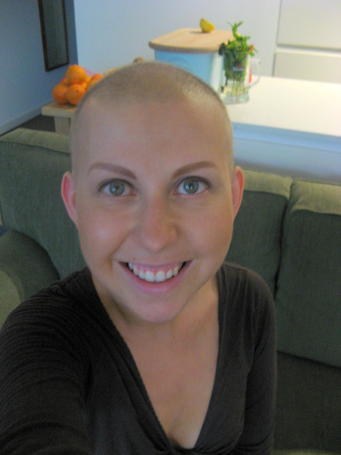 1 month after chemo | Flickr - Photo Sharing!