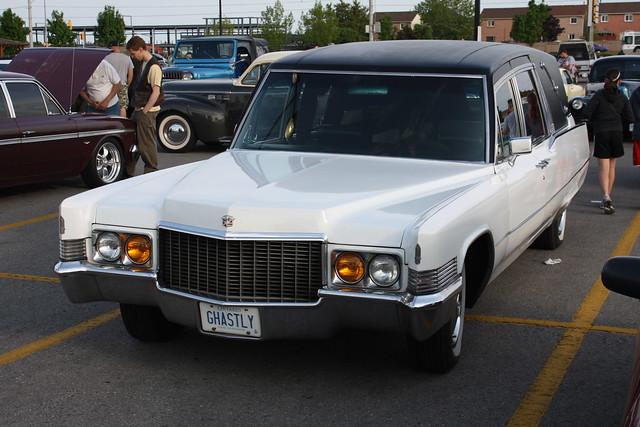 1970 Cadillac Hearse Flickr Photo Sharing