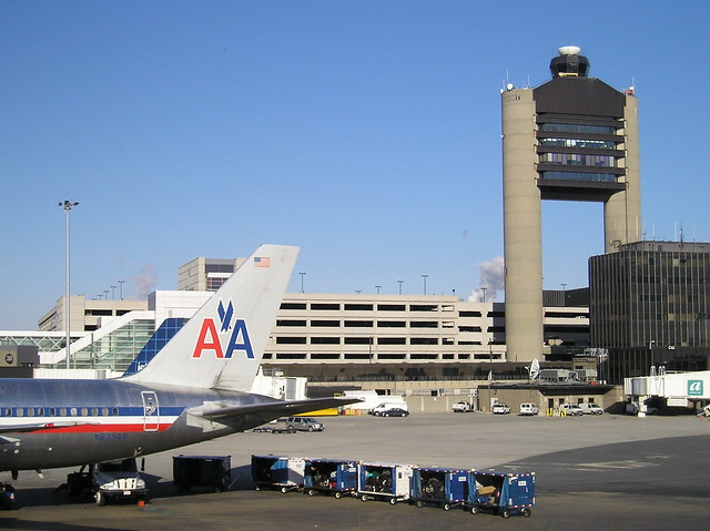 American Airlines At Boston Logan Airport Flickr Photo