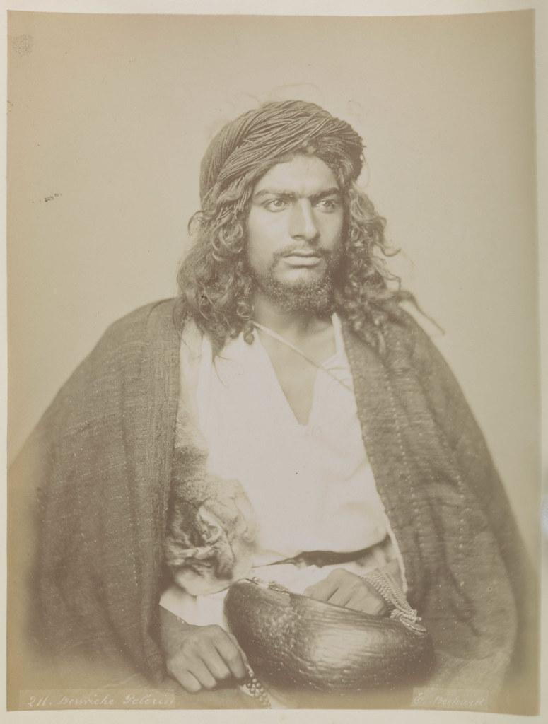 'Egyptian man'