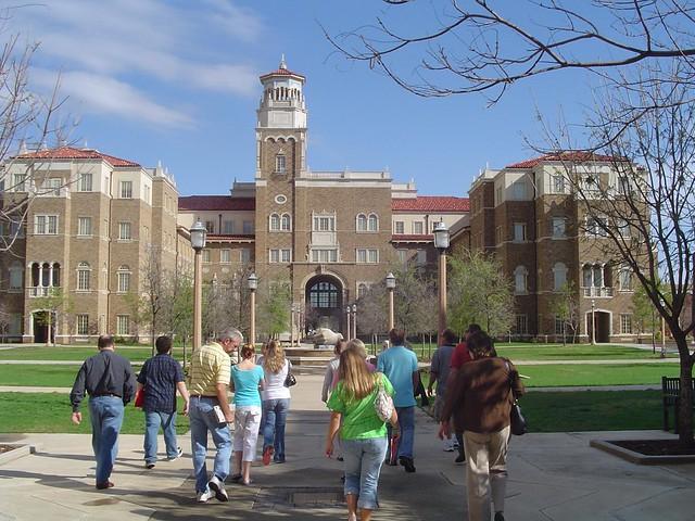 Texas Tech Campus Tour