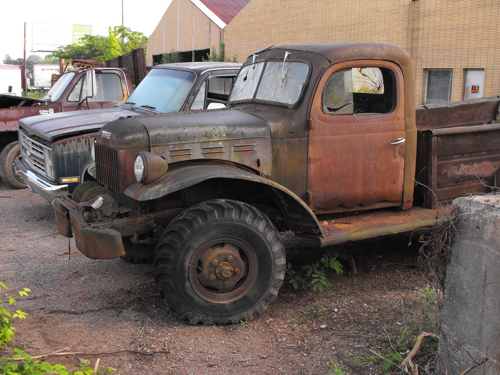 dodge power wagons for sale