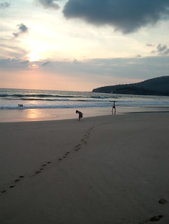 Costa Rican Sunset, Playa Grande