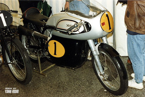 Norton Manx Racer