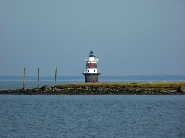 Peck Ledge Lighthouse, CT