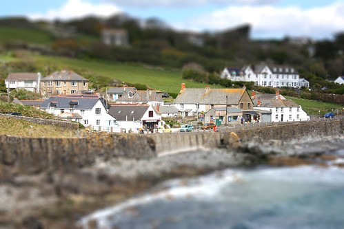 Cornwall in Miniature - Coverack