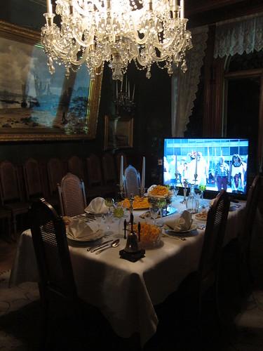 Per Christian Brown: Historistiske intervensjoner i villaen Breidablikk