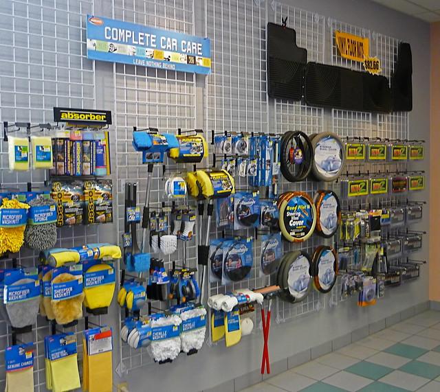 Ford Parts Boutique Merchandise