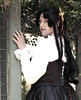 Gothic Butterfly Yuuko by Paper Wings Cosplay