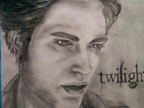 My Drawing Of Edward Cullen Flickr Photo Sharing