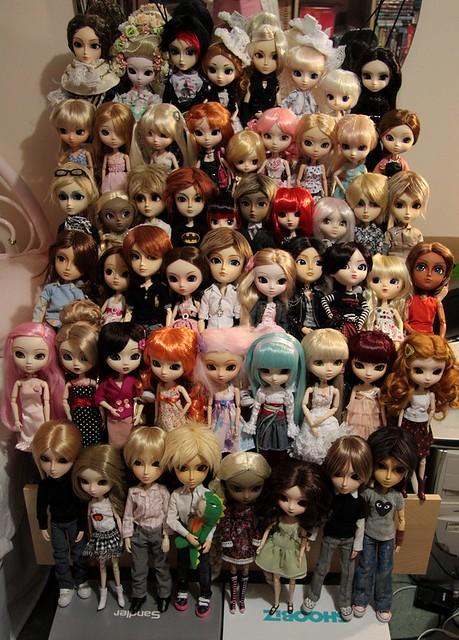 Dolls!  14/2/09