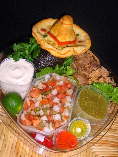 Mexican Bento #10/ How To