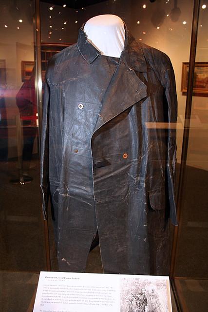 Lexington Va Stonewall Jackson S Raincoat Flickr